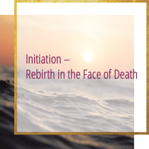 image of the sear - Initiation - Rebirth in the face of death