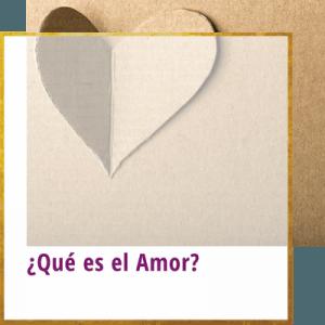 amor es el amor