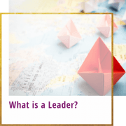 what is a leader